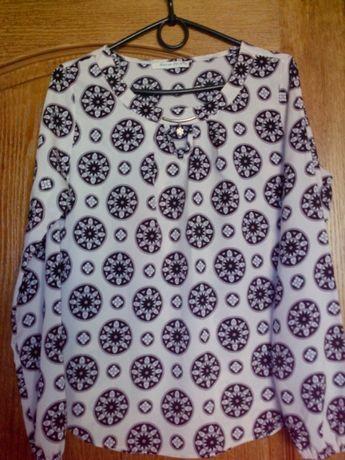 Блузка,блуза длинный рукав