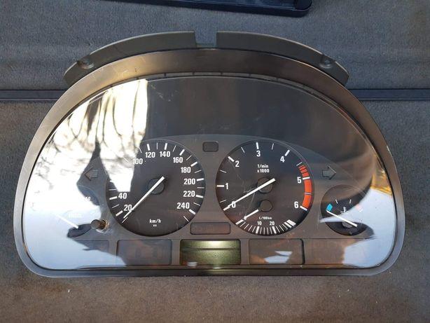 Licznik BMW E39 diesel