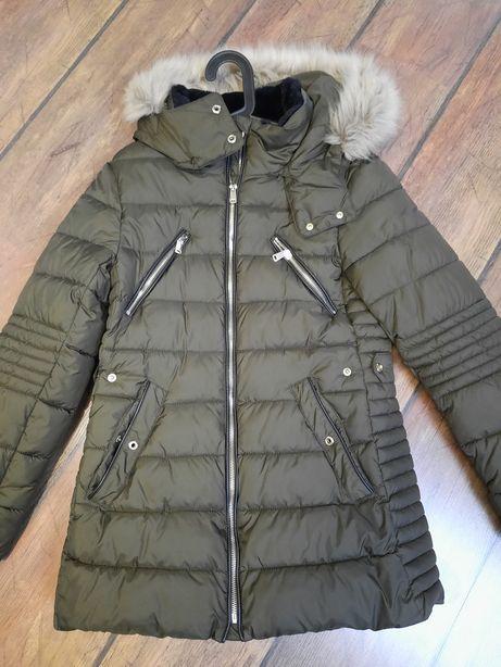 Zimowa kurtka Zara S