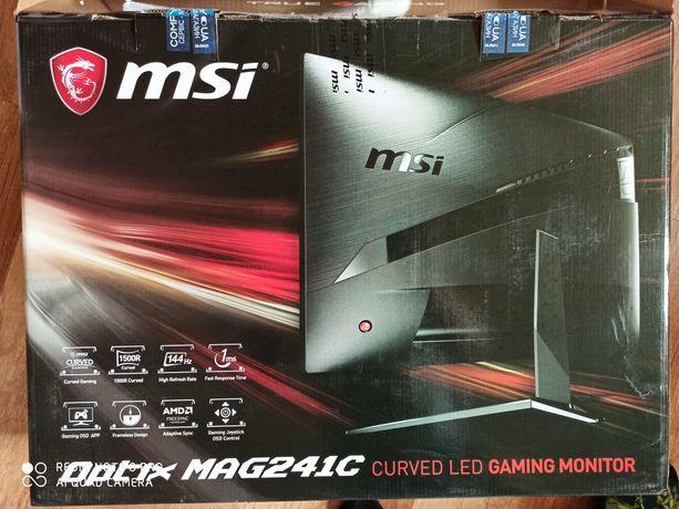 Монитор Optix MAG241C msi 23,6