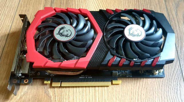 GeForce GTX 1050 Ti Gaming X 4G Karta Graficzna
