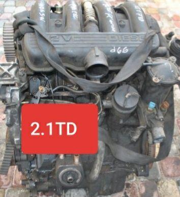 мотор Fiat Ulysse,Skydo 96-2006р.2.1TD
