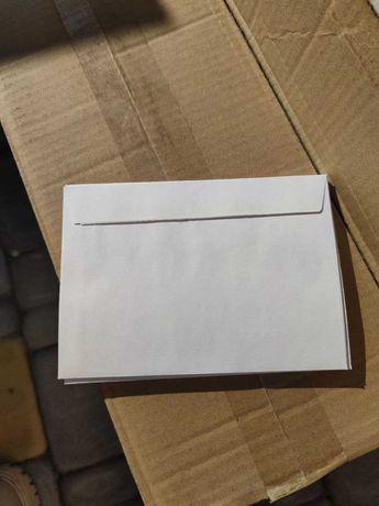 Конверт почтовый С5