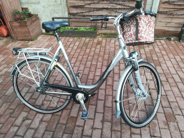 Gazelle  - bardzo ładny markowy rower