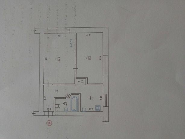 2-х комнатная квартира Подол