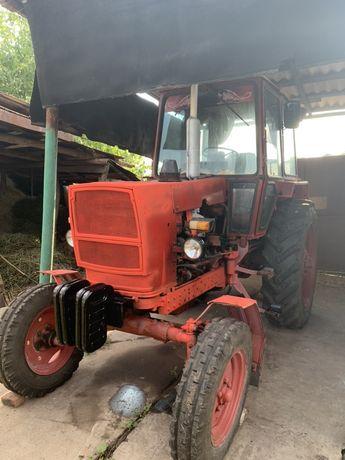 Продам трактор, прицеп, плуг, косилка