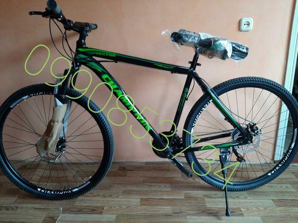 Горный велосипед CHAMPION Lector 29 Найнер.TITAN.