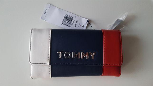 Portfele Tommy Hilfinger