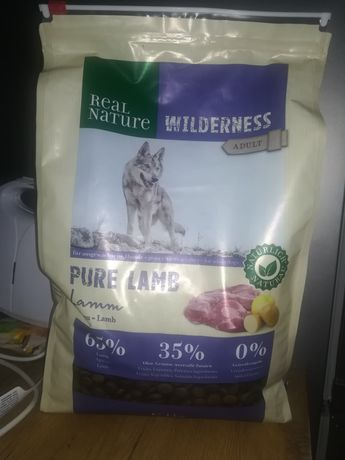 Karma dla psa Real Wilderness