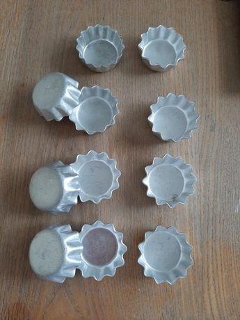 Алюминевые формы СССР  для выпечки кексов