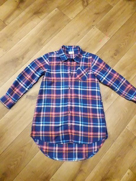 Рубашка-туника для девочки от Next