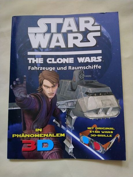 Журнал Star Wars на німецькій мові