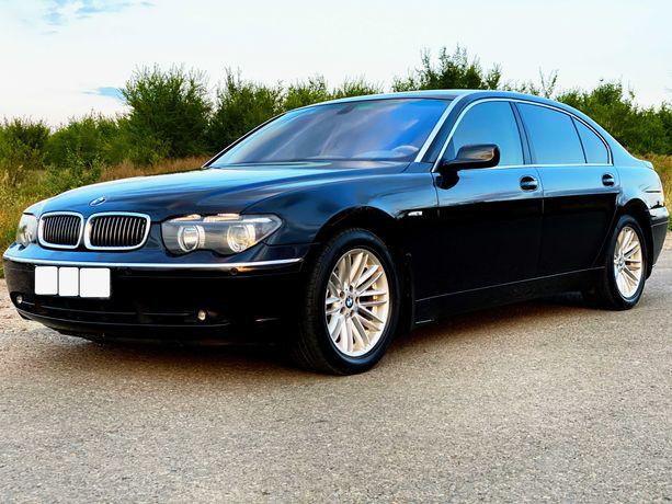 Автомобиль BMW 7-series 745 LI 2003