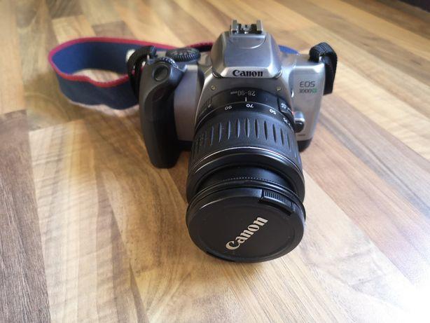 Canon eos 3000 + lente 28-90mm
