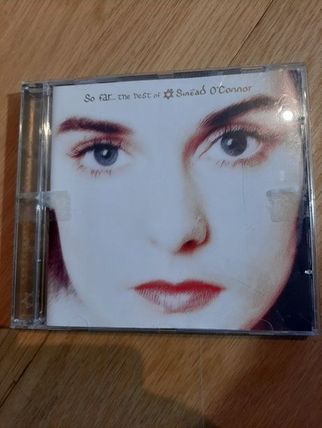 """Sinead O'connor CD """"So far the best of"""""""