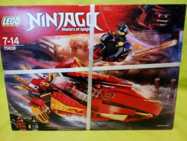 Klocki lego Ninjago 70638 Katana V11, NOWE