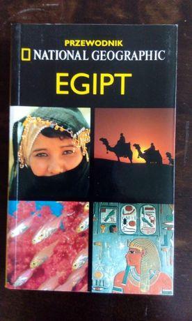 Egipt - przewodnik turystyczny, National Geographic