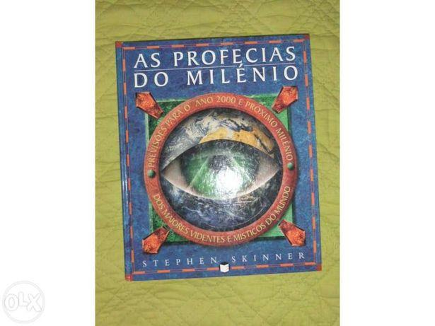 """Livro """"Profecias do Milénio"""""""