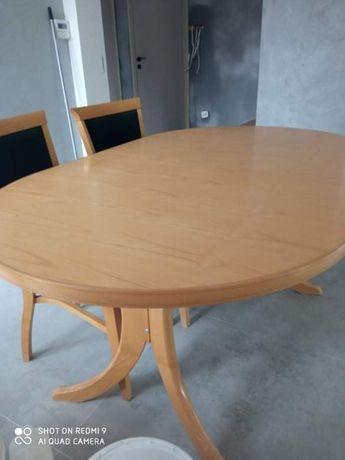 Stół do Jadalni 6 krzeseł