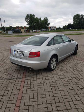 Audi a6c6 sedan doinwestowana kolorowa navi długie opłaty