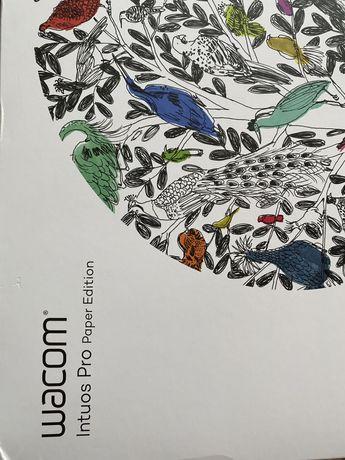 Mesa grafica Wacom intuos pro paper edition