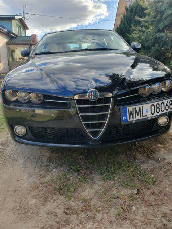 Sprzedam Alfę Romeo 159