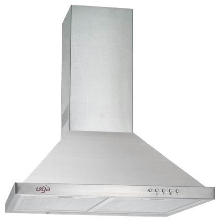 Вытяжка кухонная VENTOLUX Lazio 50INOX