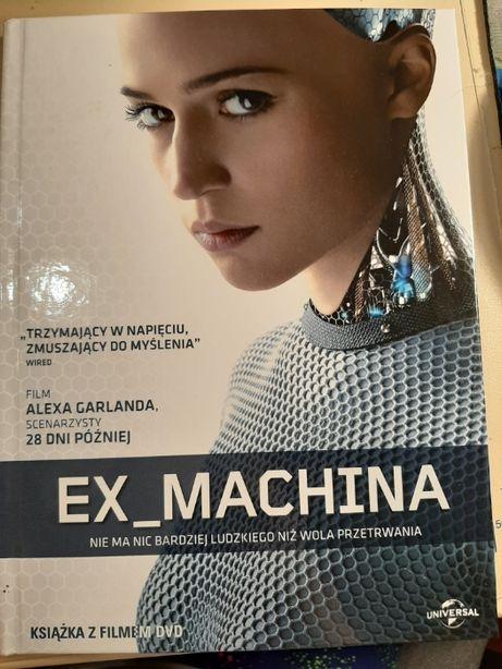 Film DVD Ex_Machina
