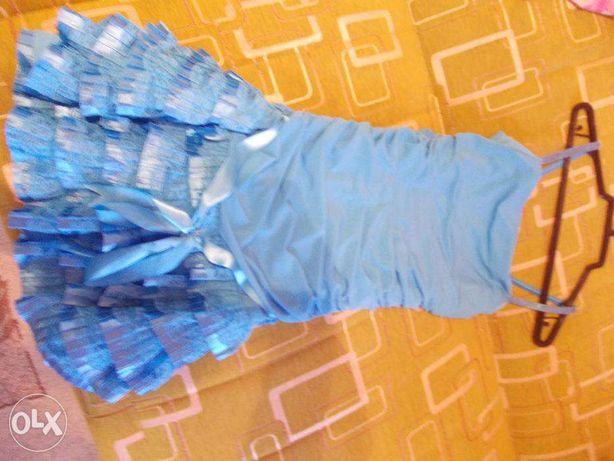 sukienka wesele, studniówka roz. S