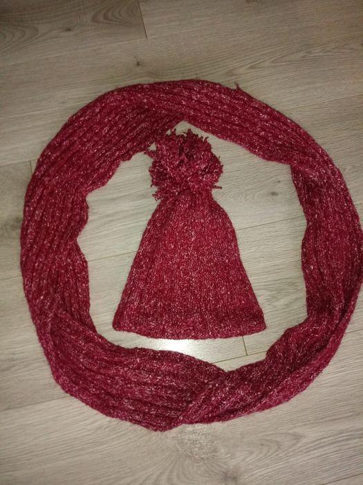 Komplet czapka i komin Sierpc - image 1