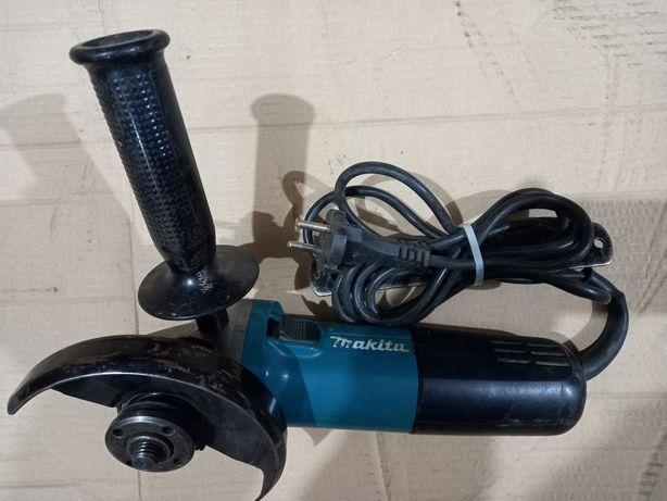 Болгарка 125 бу Bosch Makita Hitachi Stanley оригінал деталі в описі