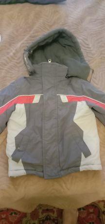 Детская куртка. Зима/ холодная осень