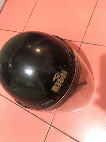Винтажный Открытый мотошлем Kiwi Helmet k485