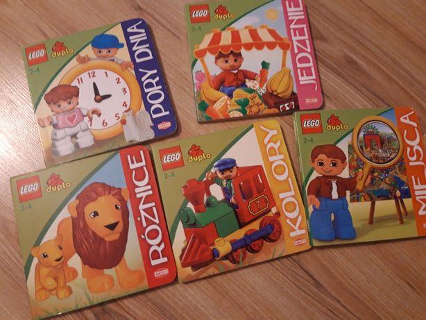 Zestaw książeczek LEGO