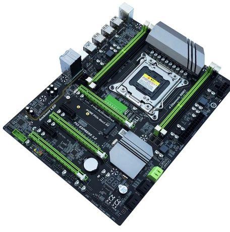 Материнская карта X79T / motherboard X79T socket 2011