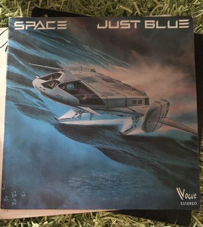 Vinil Space Just Blue