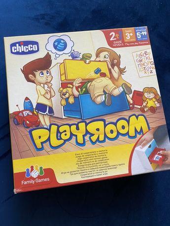 Игра настольная Chicco playroom