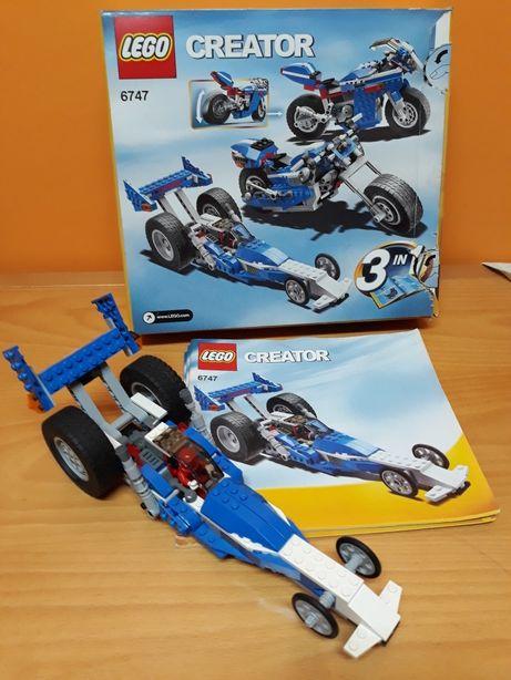 Vendo Lego Creator 6747