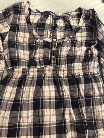 Koszula ciążowa krótki rękaw