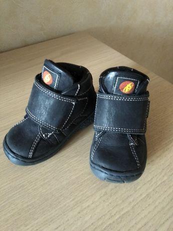 Демисезонные ботинки (хайтопы) Primigi, размер 20