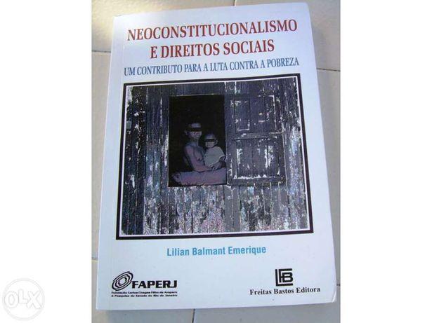 Neoconstitucionalismo e Direitos Sociais/ Luta contra a Pobreza
