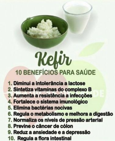 Grãos de Kefir de leite/ aprx. 40g de grãos