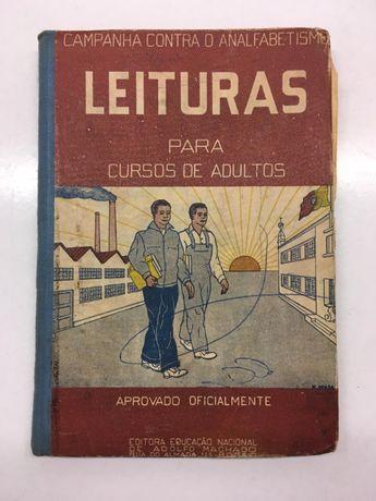 Livro - Leituras para Cursos de Adultos