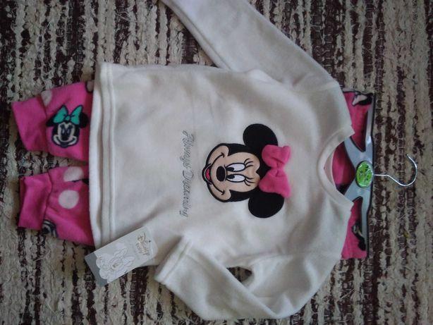 Piżama piżamka myszka Miki Mickey mouse Disney 18-24 miesiące Primark