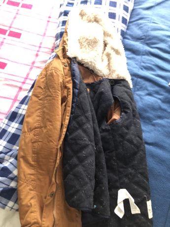 casaco com pelo