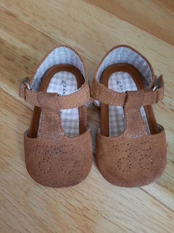 Sapato bebé menina Zara Home 18