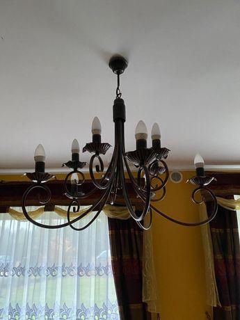 Lampa sufitowa + kinkiet