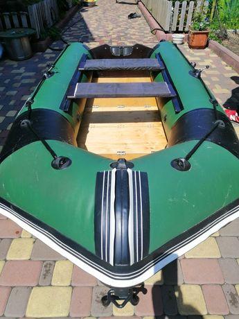 Надувная лодка AquaStar C-330 (зеленая)