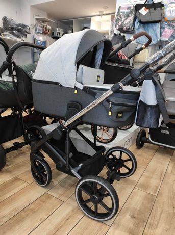 2w1 lub 3w1 wózek dziecięcy EXEO + wyprawka dla dziecka gratis!