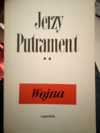 Jerzy Putrament - Wojna